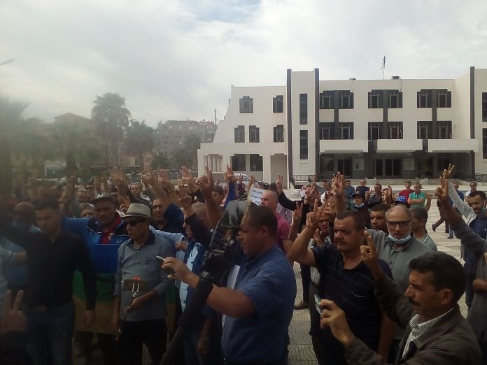 Béjaia : Le 32e anniversaire du soulèvement du 5 octobre 1988 célébré