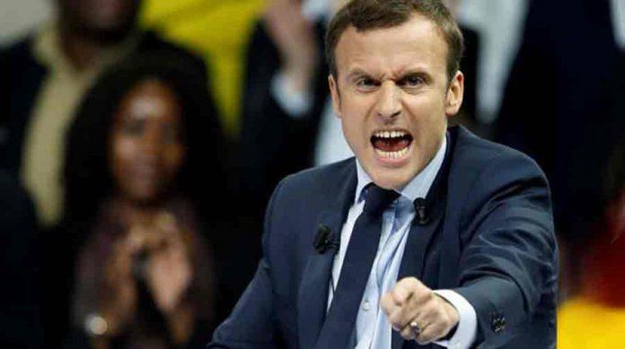 Emanuel Macron décrète le couvre-feu en France