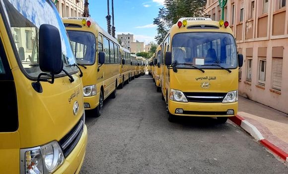Tizi-Ouzou: réception 50 bus pour le ramassage scolaire