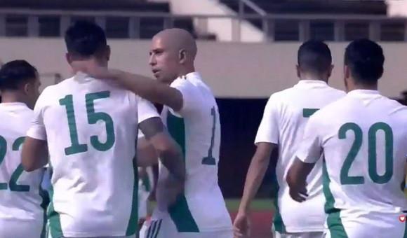 L'Algérie qualifiée pour la CAN 2021 après son nul au Zimbabwe (2-2)