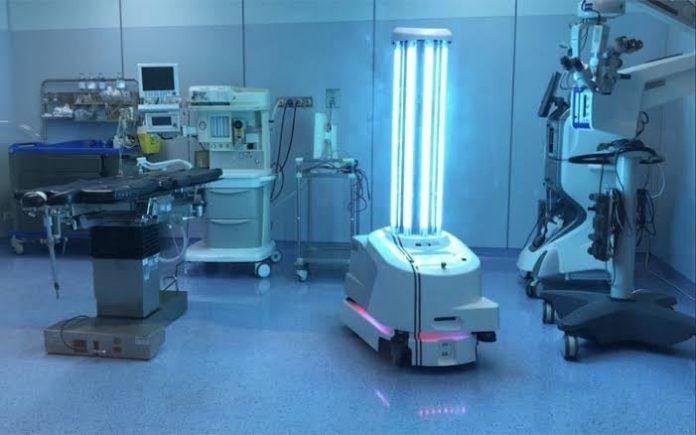 Covid-19:UVCTECH ALGERIA propose de désinfecter les hôpitaux en utilisant ses robots