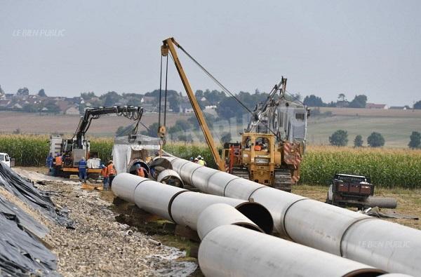Bejaïa: Tracé d'un gazoduc remis en cause
