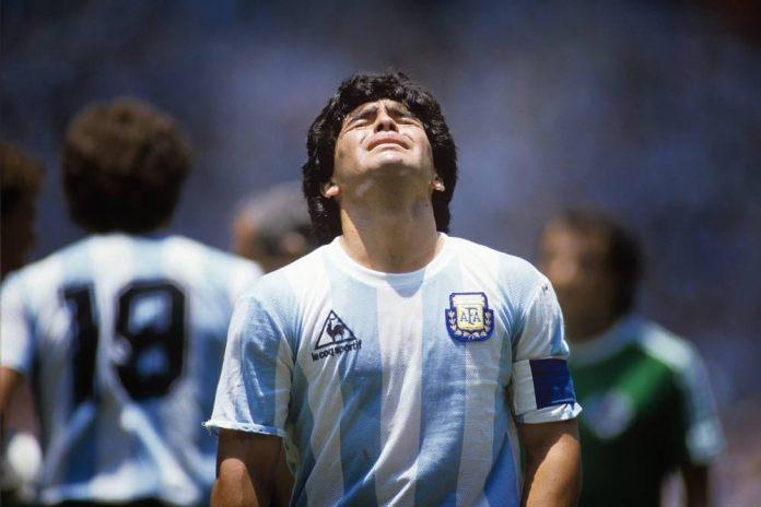 Diego Maradona est mort à l'age de 60 ans