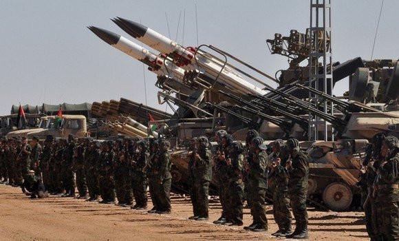 Le Maroc dissimule ses pertes face à l'armée sarhaouie