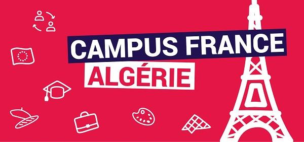 La campagne Campus France Algérie ouverte pour la rentrée universitaire 2021