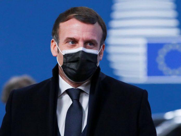 France: Emmanuel Macron testé positif au covid-19