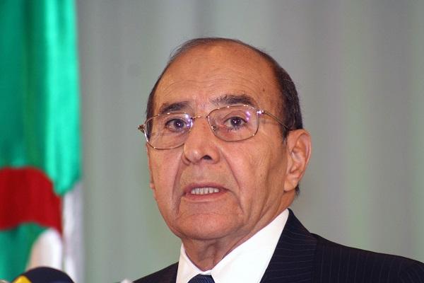 Décès de l'ancien ministre de l'Intérieur Noureddine Yazid Zerhouni