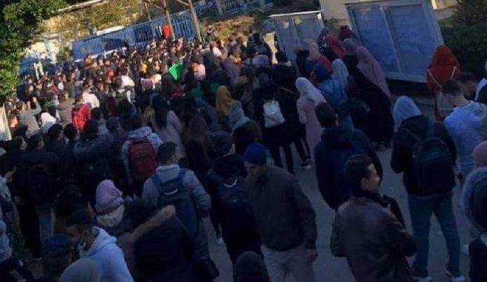 Boumerdès : Les étudiants de l'ex-INH protestent contre leur marginalisation en matière d'emploi