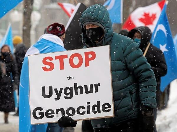 Le Canada reconnaît un «génocide» contre les Ouïghours, la Chine proteste