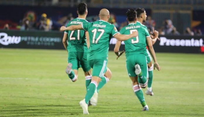 Football: l'Algérie se maintient à la 31e place (FIFA)