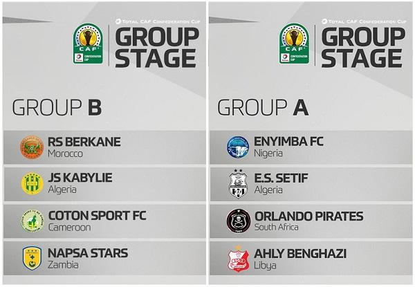 Coupe de la CAF: la JSK et l'ESS connaissent leurs adversaires