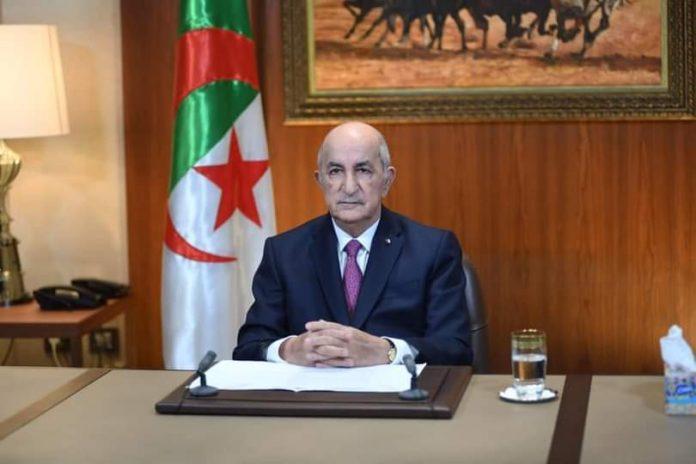 Le Président Tebboune préside dimanche la réunion périodique du Conseil des ministres