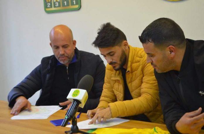 JS Kabylie : Yacine Medane signe pour deux ans et demi