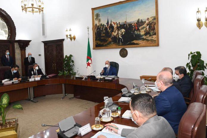Réunion du conseil des ministres: communiqué intégral
