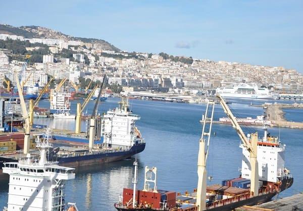Exportation: Ouverture d'une ligne maritime Alger-Nouakchott