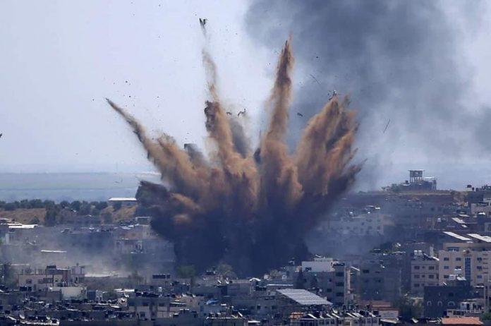La Palestine se révolte: 119 personnes tuées depuis lundi par les Israéliens
