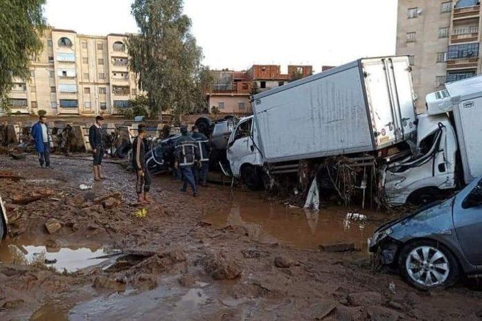 Intempéries: 5 morts à Médéa et à M'sila durant les dernières 24 h