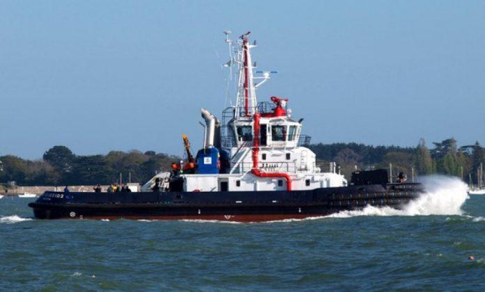 Transport maritime: le premier remorqueur construit en Algérie mis à l'eau