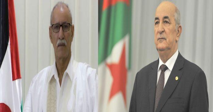 Le Maroc essuie un autre revers: Tebboune au chevet du président sahraoui, hospitalisé à Alger