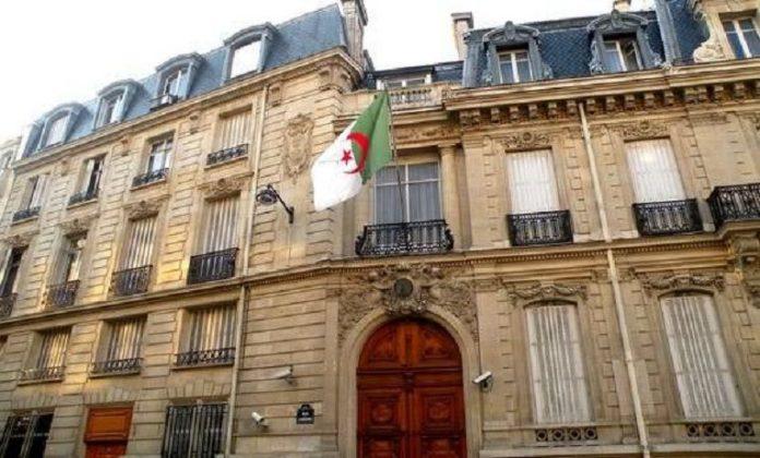 L'ambassadeur d'Algérie à Paris dénonce l'
