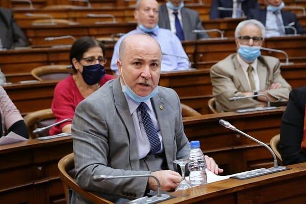 Tebboune nomme Aïmen Benabderrahmane, Premier ministre