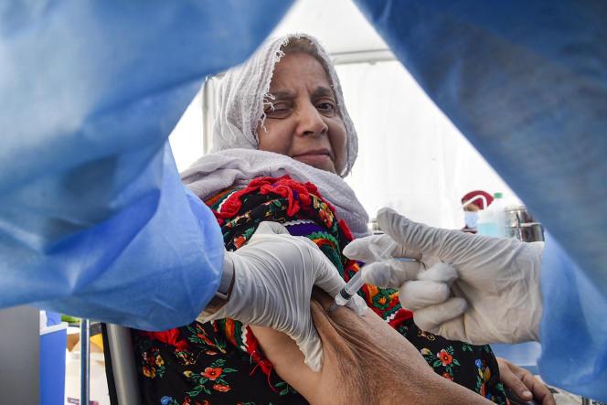 10.2 millions d'algériens ont reçu la première dose du vaccin anti-covid